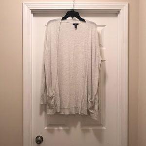 Light Grey Gap Cardigan